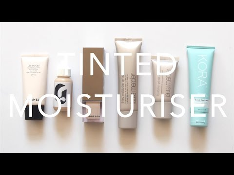 Product Pile: Tinted Moisturisers | Chanel, Laura Mercier, Burberry, Glossier