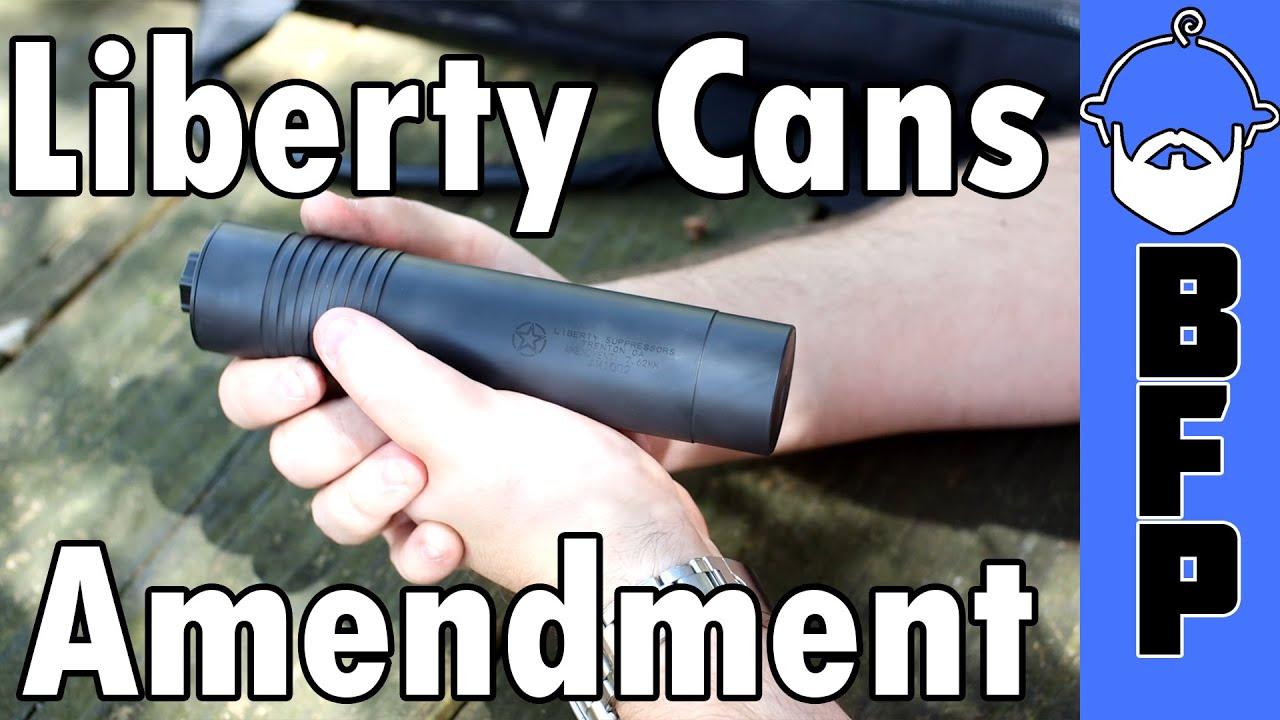 Liberty Amendment 30 Cal Suppressor