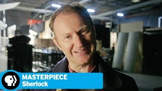 SHERLOCK on MASTERPIECE | Season 4: First Week of Filming | PBS