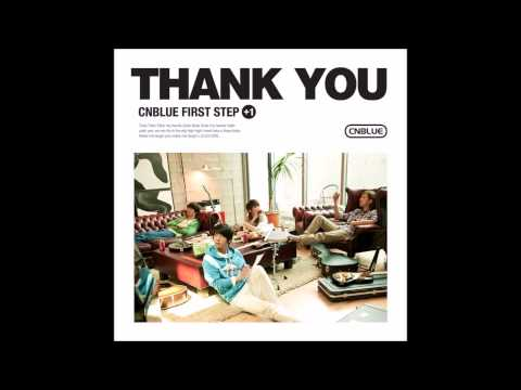 CNBLUE First Step +1 Thank You Album