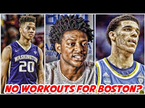 Top NBA Draft prospects not working out for the Celtics! Spurs vs Warriors! | NBA News & Highlights