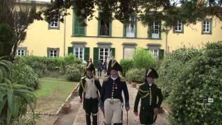 Ilha da Itália relembra os 200 anos da chegada de Napoleão Bonaparte para cumprir o exílio a
