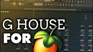 600+ Bass House Samples, Presets & FL Studio Templates | G House Root