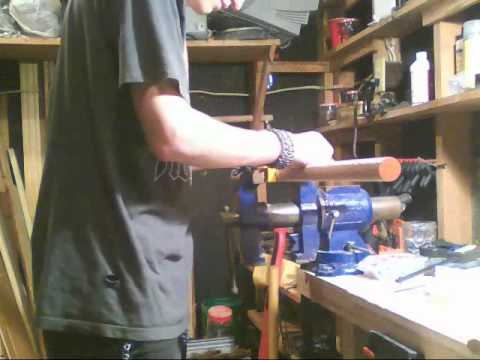Making Mjolnir, Part 1