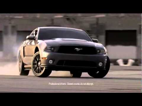 ford mustang 2011 werbung ford youtube. Black Bedroom Furniture Sets. Home Design Ideas
