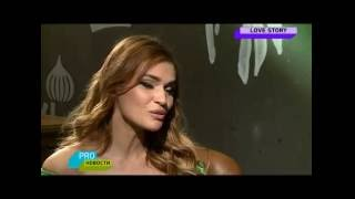 Love story: Алёна Водонаева - об отношениях с Антоном Коротковым