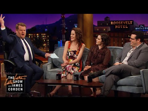 The Art of the Bow w Josh Gad, Michelle Dockery & Rachel Bloom