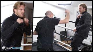 Ben Davison demonstrates how Tyson Fury CAN knock Deontay Wilder out | Fight Breakdown