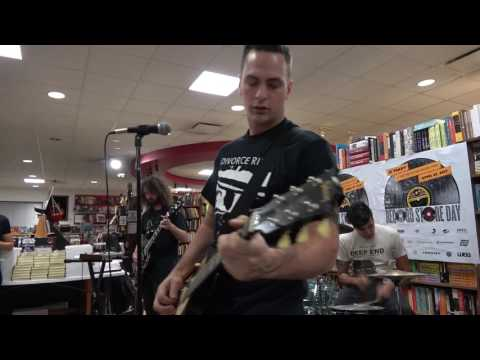 Sleeping Pills @ Mojo Books and Records-Tampa- RSD 2017