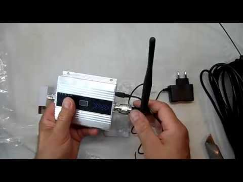 видео: Усилитель сотового сигнала
