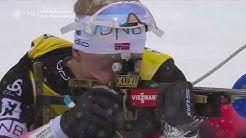 """Biathlon WM - """" Massenstart Herren """" - Östersund 2019 / Mass Start Men"""