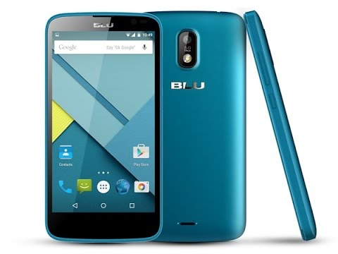 BLU Studio G Plus  Hard Reset and Forgot Password Recovery, Factory Reset