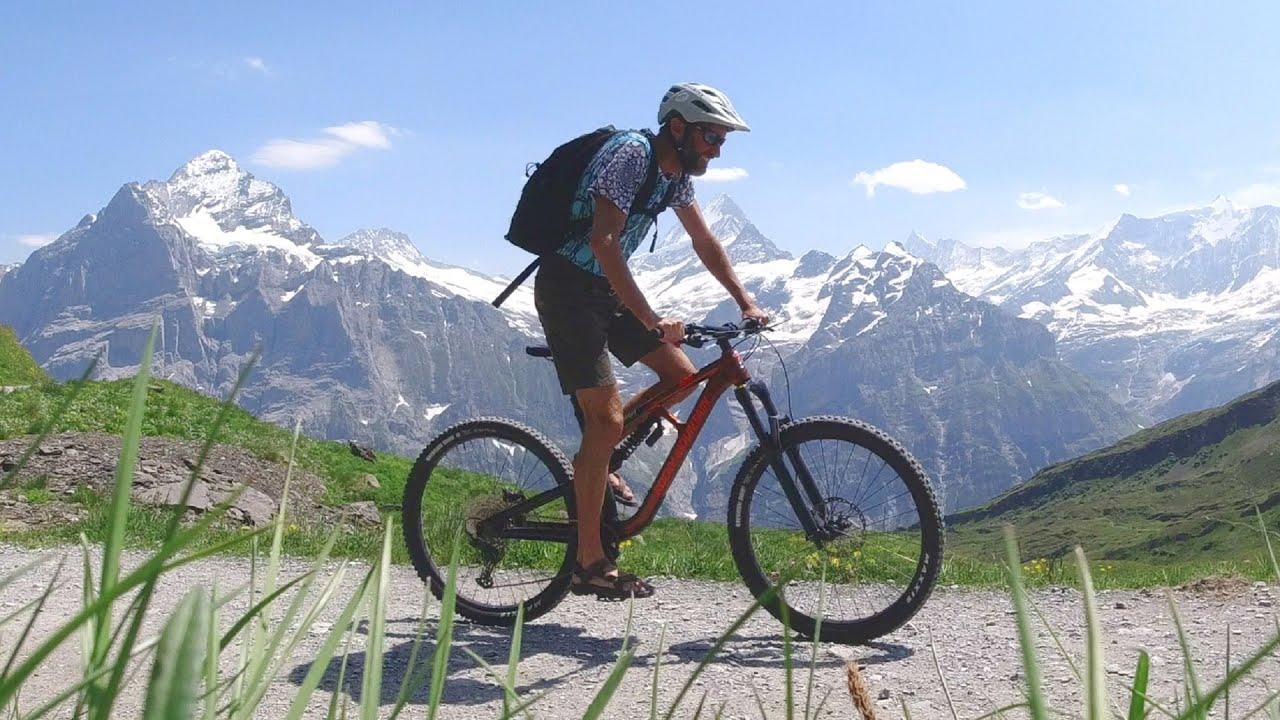The Switzerland Experience   Hiking & Biking the Alps