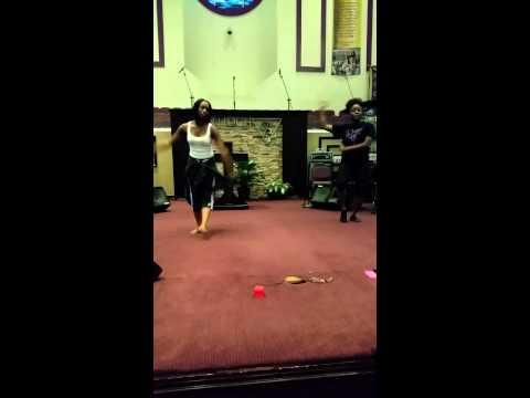 Norman Hutchins- Hosanna (Praise Dancers)