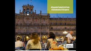 Campaña de Ayuntamiento y Diputación de Salamanca para atraer turismo