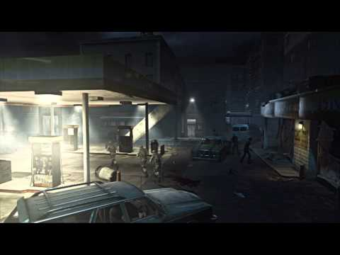 Resident Evil: Operation Raccoon City Trailer