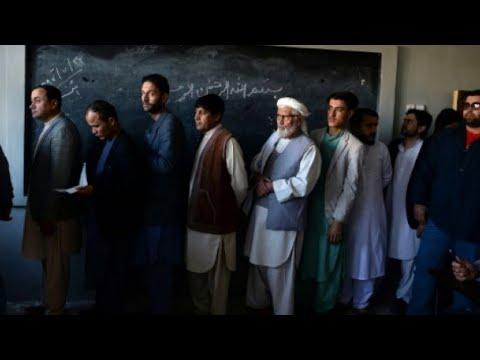 الانتخابات التشريعية الأفغانية: انفجارات تهز مراكز التصويت في العاصمة كابول  - نشر قبل 10 دقيقة
