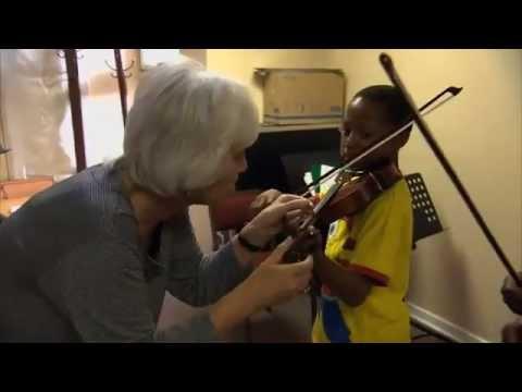 Music School Helping Soweto Children At Risk