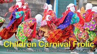 Spicemas 2015 Children Carnival Frolic