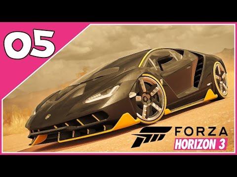 Forza Horizon 3 - #5 - FINALMENTE A NOSSA PLAYLIST GROOVE MUSIC  - Dublado PTBR