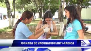 JORNADA DE VACUNACIÓN ANTI-RÁBICA