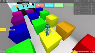 Roblox Mega Fun Obby Ep 33: Levels 420-427 Hholykukingames Playing