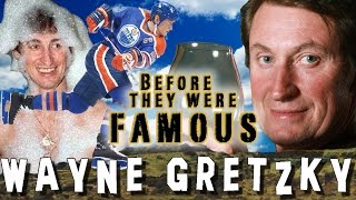 WAYNE GRETZKY - Before They Were Famous