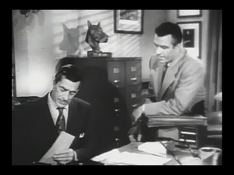 Public Defender - Lost Cause - Reed Hadley, Hugh Beaumont, Adele Jergens