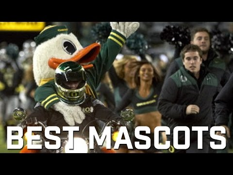 Best and Worst Mascots in Sports