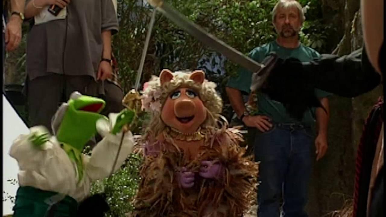 Muppet Treasure Island Transcript