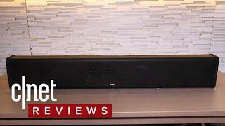 Zvox SB380 sound bar offers better TV sound quicker