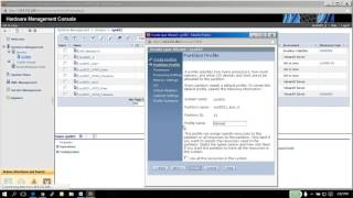 how to create client lpar on ibm power using hmc part 1