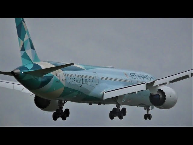 Plane Spotting at Manchester Airport | 22nd February 2020