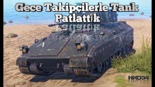 Abonelerimiz ile Gece Tank Patlattık :) / Rust Survival Türkçe