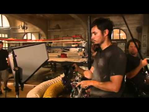 Real steel movie making robots