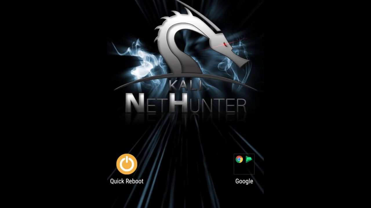 Kali NetHunter on HTC One M8