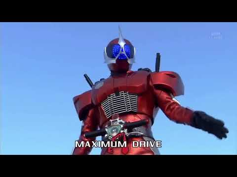 Kamen Rider W (Double) All Henshin and Finisher