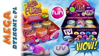 Pasta Furba • Wielki test • Magiczna masa plastyczna