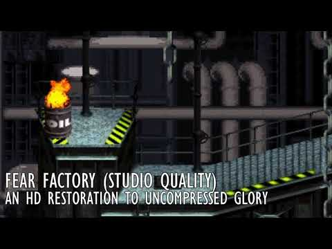 Fear Factory Restored to HD