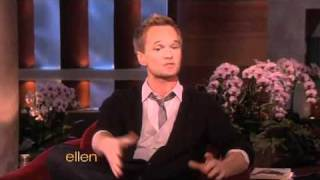 Neil Patrick Harris Talks About His Baby Twins