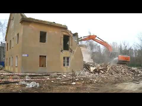 (12+) Снос ветхих и аварийных домов