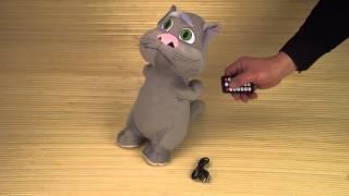 Кот Том MP3 - повторюшка. Парк чудес. Прикольные игрушки оптом.