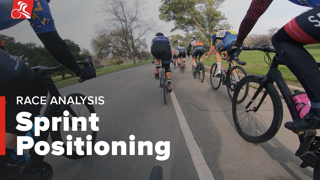 Point P Roubaix How To Position Yourself For The Sprint