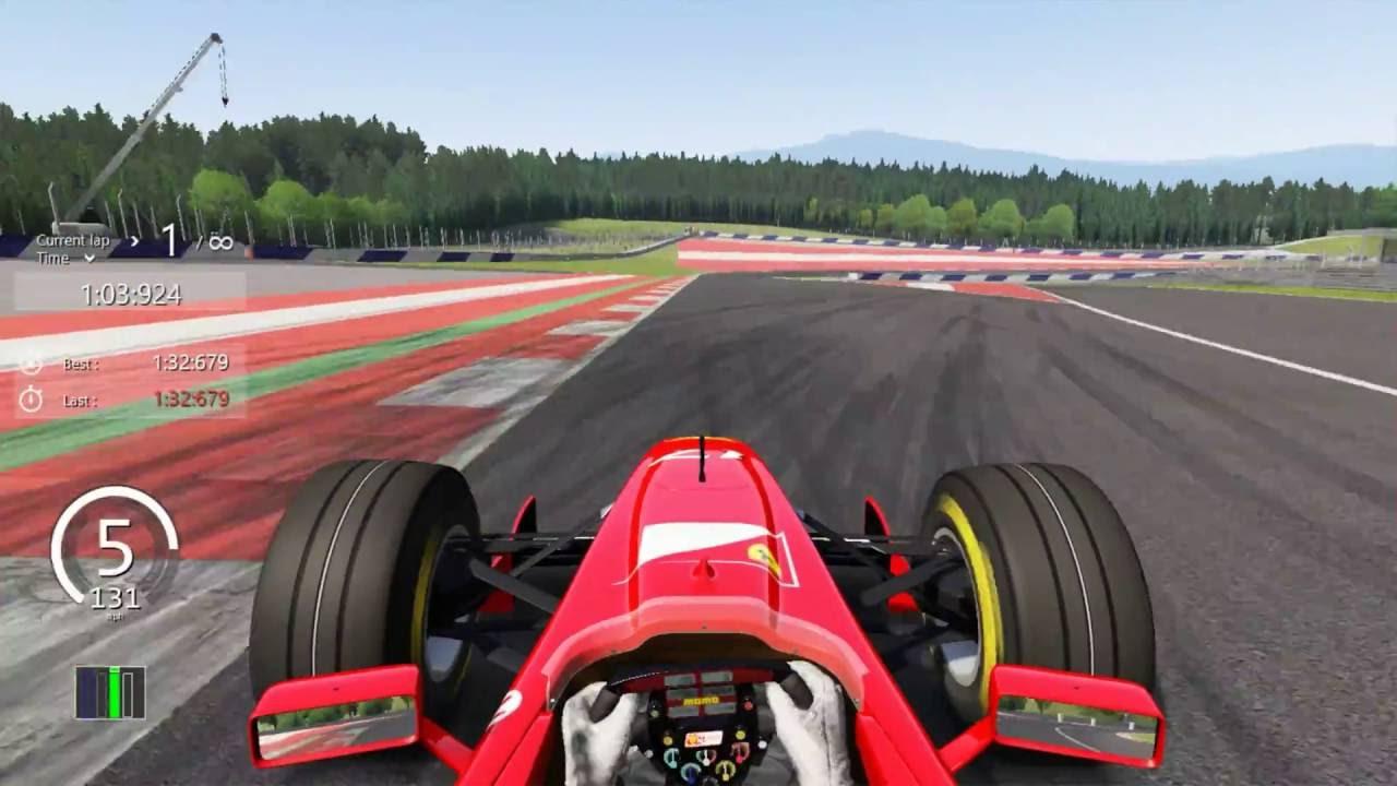 Ferrari f1 assetto corsa