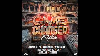 Repeat youtube video Game Changer Riddim (instrumental) March 2016 Dancehall
