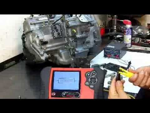 Transmission Solenoid Testing (Ohms Law) - Transmission Repair - YouTube