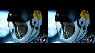Lg 3d Demo   Stratos space   3d Side By Side sbs