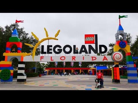LEGOLAND Florida Vlog November 2019