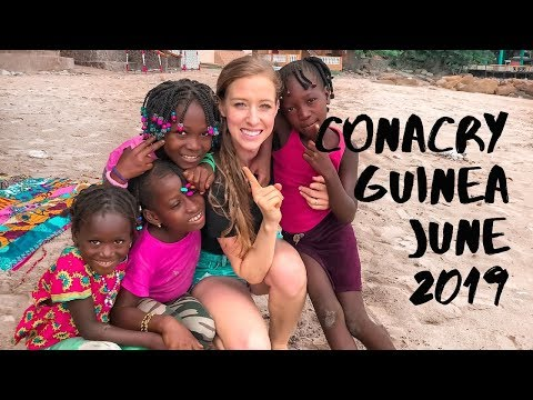 AFRICA vlog | First time in CONAKRY, GUINEA