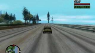 gta san andreas 48 h gameplay in 4 minutes